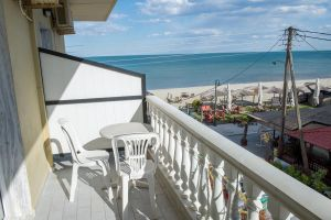 Triple Partial Sea View, El Greco hotel Olympic beach Paralia Pieria Greece hotels