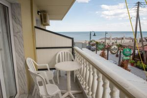 Quatraple partial sea view, El Greco hotel Olympic beach Paralia Pieria Greece hotels