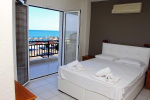 Family 2 bedroom sea view (4 Persons), El Greco hotel Olympic beach Paralia Pieria Greece hotels