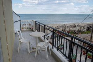 Family 2 bedroom Sea View (5 Persons), El Greco hotel Olympic beach Paralia Pieria Greece hotels