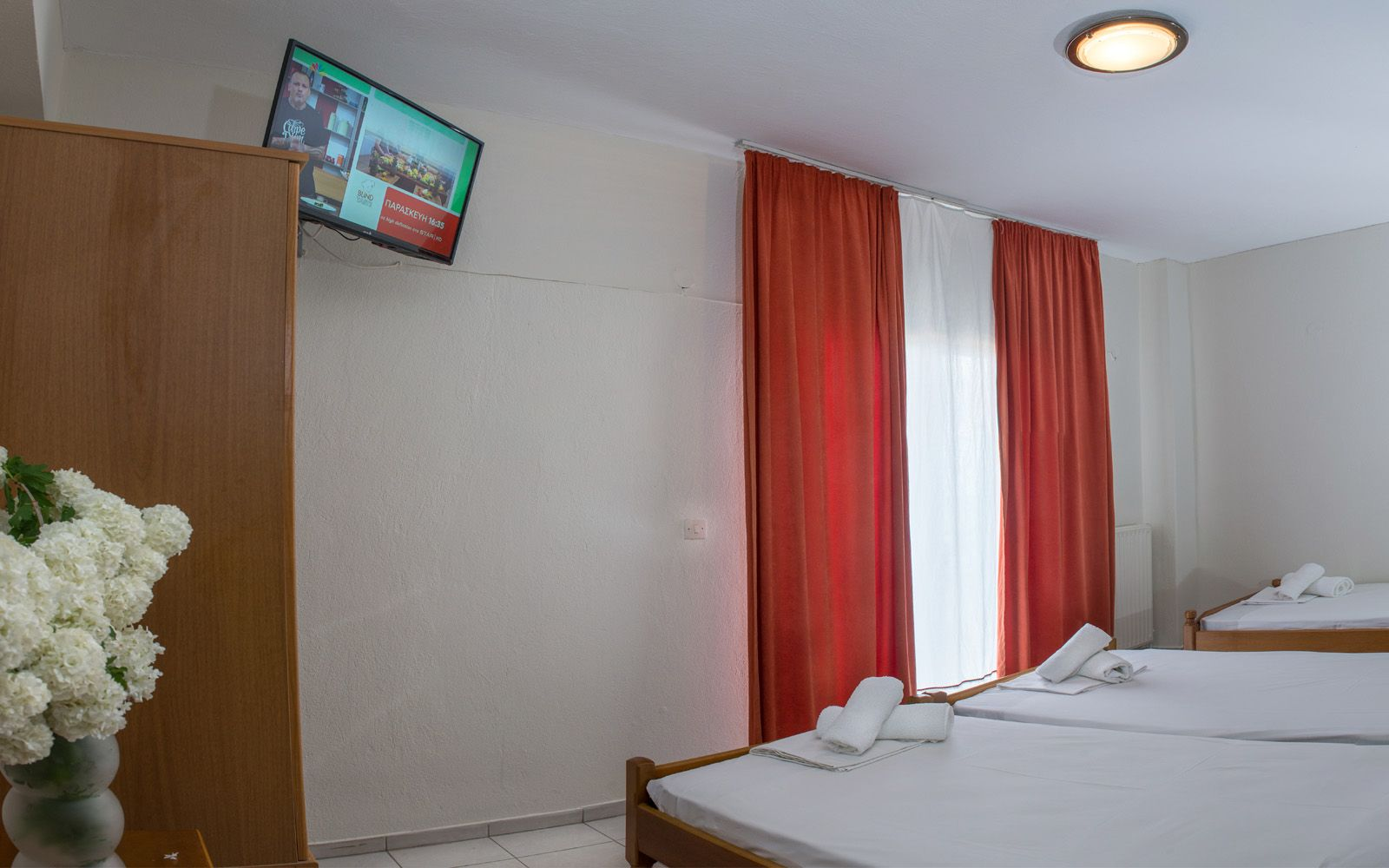 Family 2 bedroom Sea View (5 Persons)
