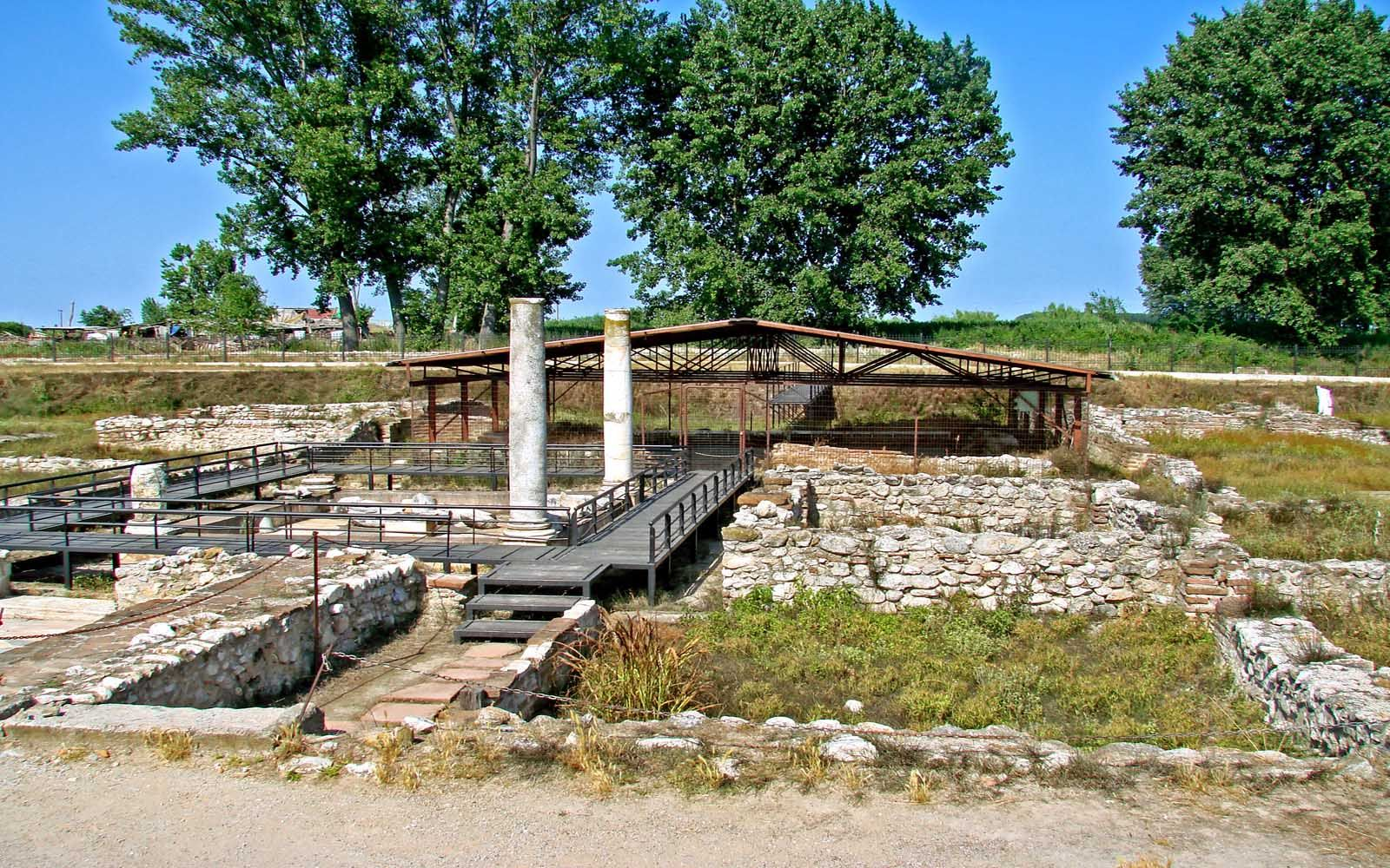 Ancient City of Dion